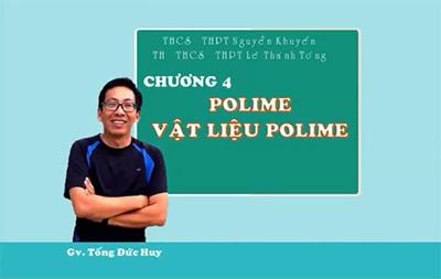 Bài 13 : Đại cương về polime